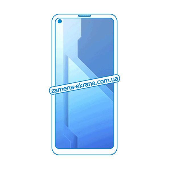 дисплей и стекло корпуса  для замены Honor Play 4
