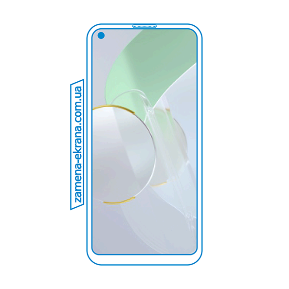 дисплей и стекло корпуса  для замены Honor Play 4T.png