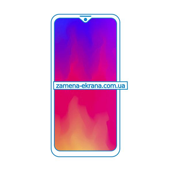 дисплей и стекло корпуса  для замены Oppo A12s