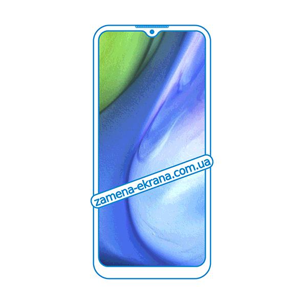 дисплей и стекло корпуса  для замены Realme V3
