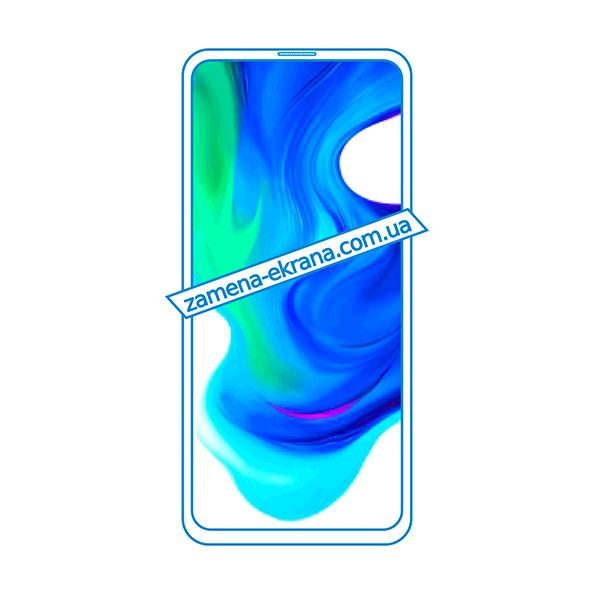 дисплей и стекло корпуса  для замены Xiaomi Poco F2 Pro