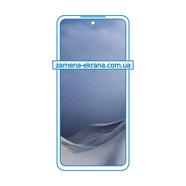 дисплей и стекло корпуса  для замены Xiaomi Poco X3