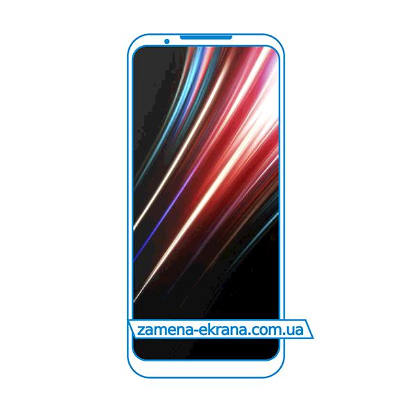 дисплей и стекло корпуса  для замены ZTE Nubia Red Magic 5G