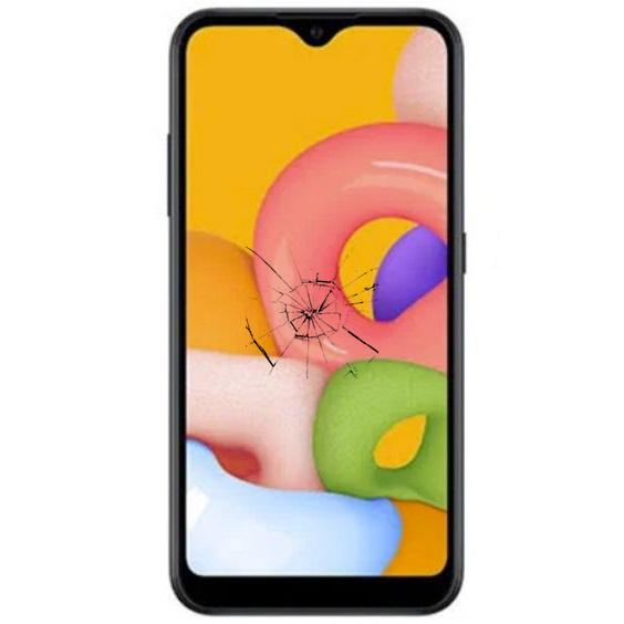 Ремонт дисплея Samsung M01