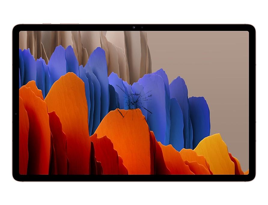 Ремонт дисплея Samsung Galaxy Tab S7 Plus