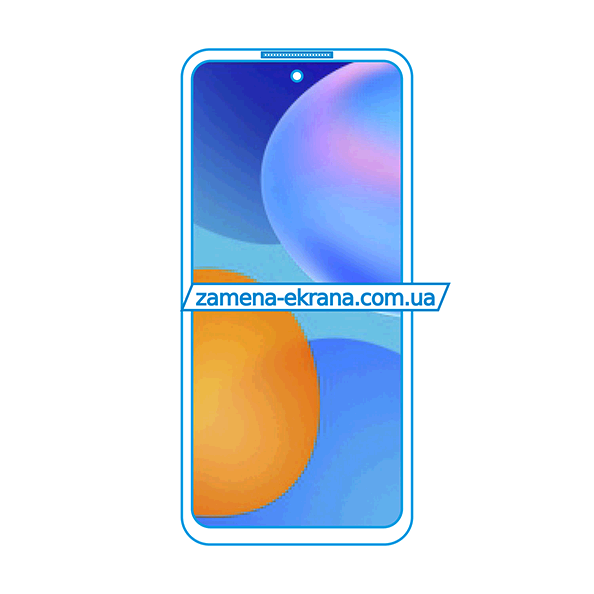 стекло для наклейки Huawei P Smart 2021