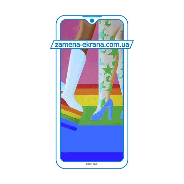 стекло для наклейки Nokia 5.3