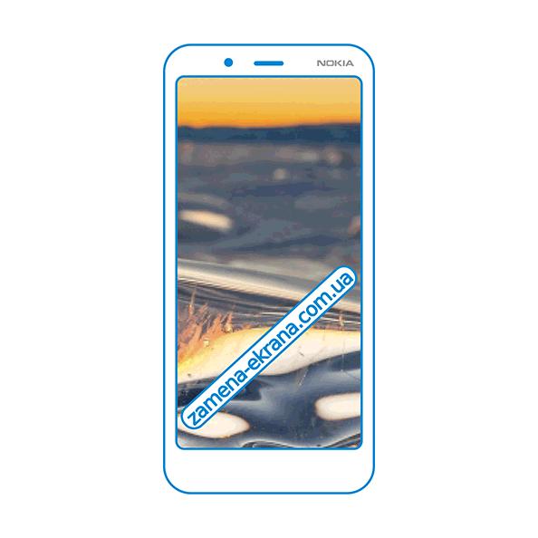 стекло для наклейки Nokia C2 Tennen