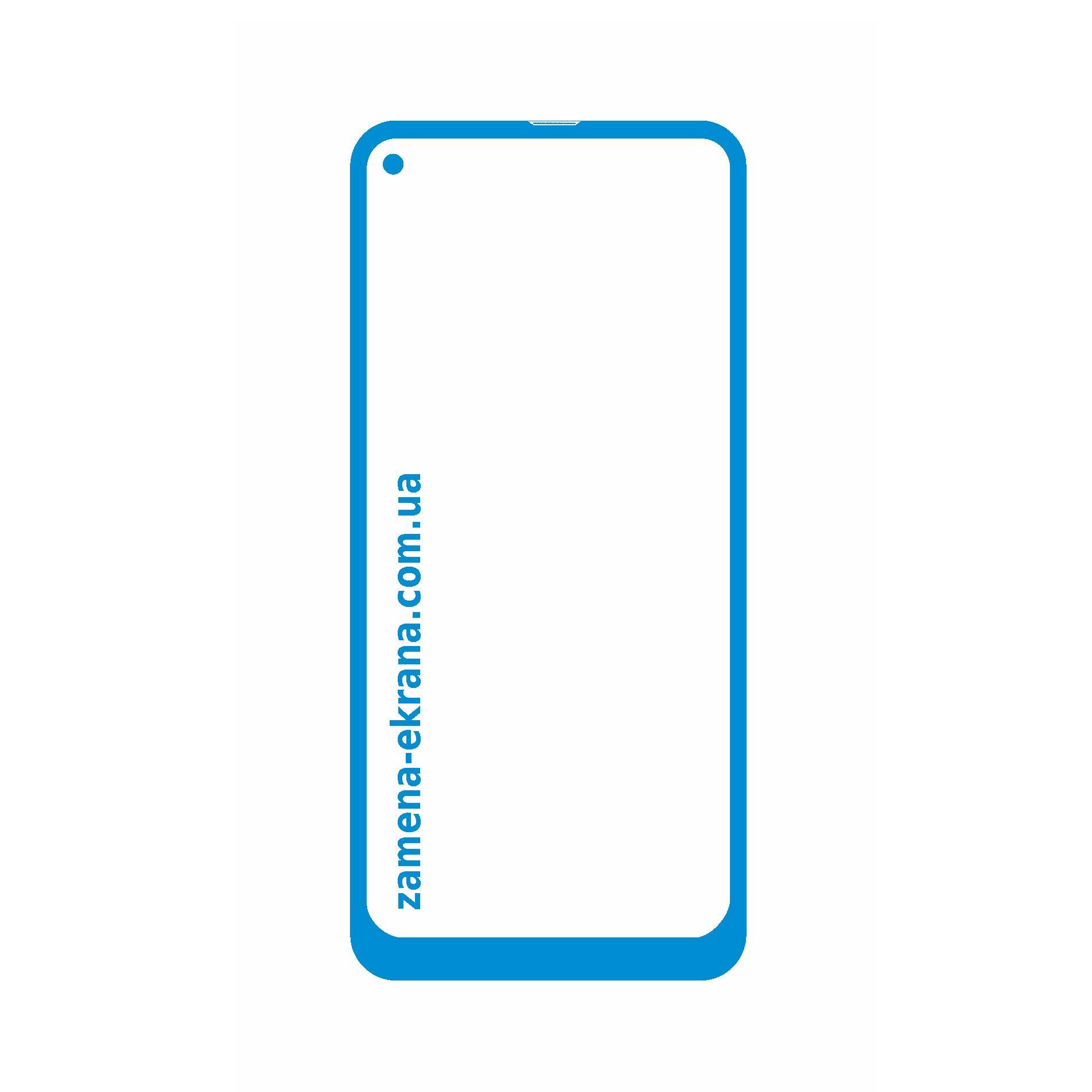 стекло корпуса Samsung Galaxy A21