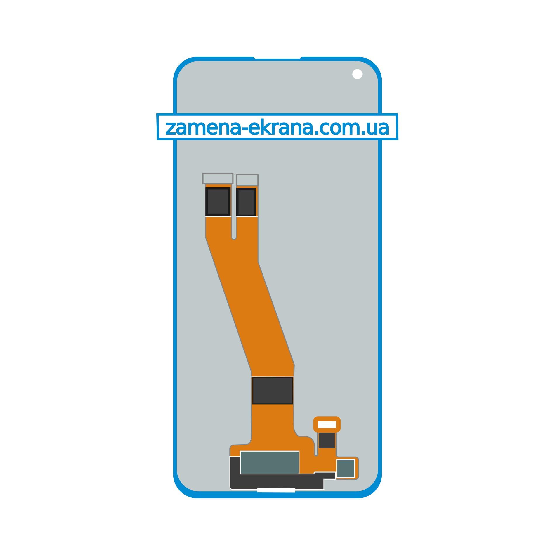 дисплей для замены Nokia 3.4