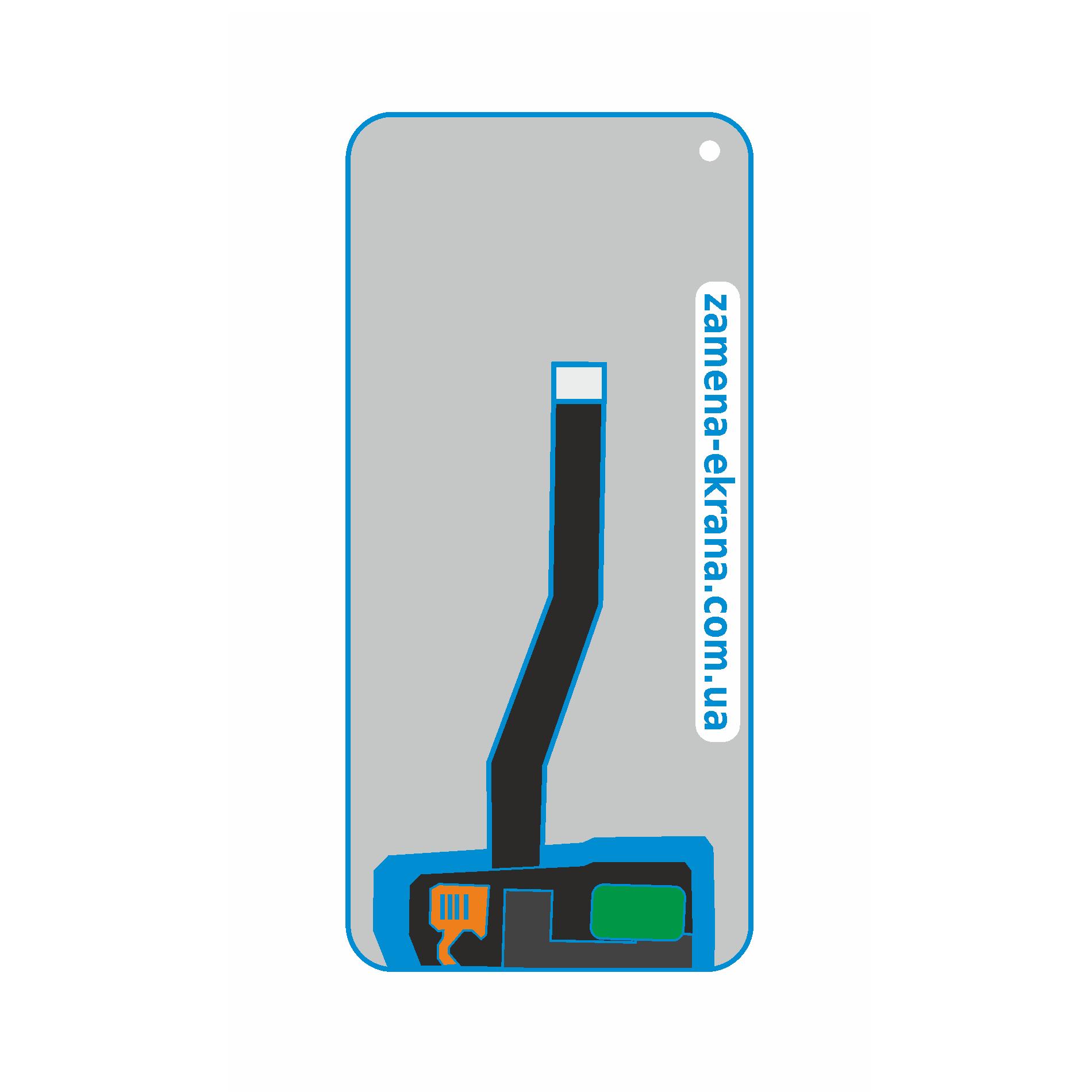 дисплей для замены Samsung Galaxy M41