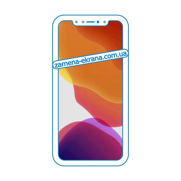дисплей и стекло корпуса  для замены Apple iPhone XR