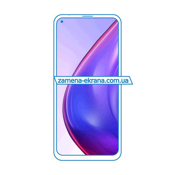 дисплей и стекло корпуса  для замены Xiaomi Mi 10T Pro