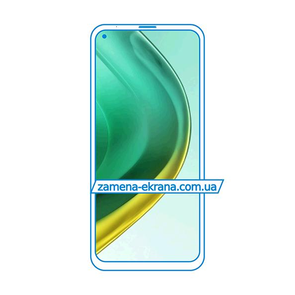 дисплей и стекло корпуса  для замены Xiaomi Mi 10T