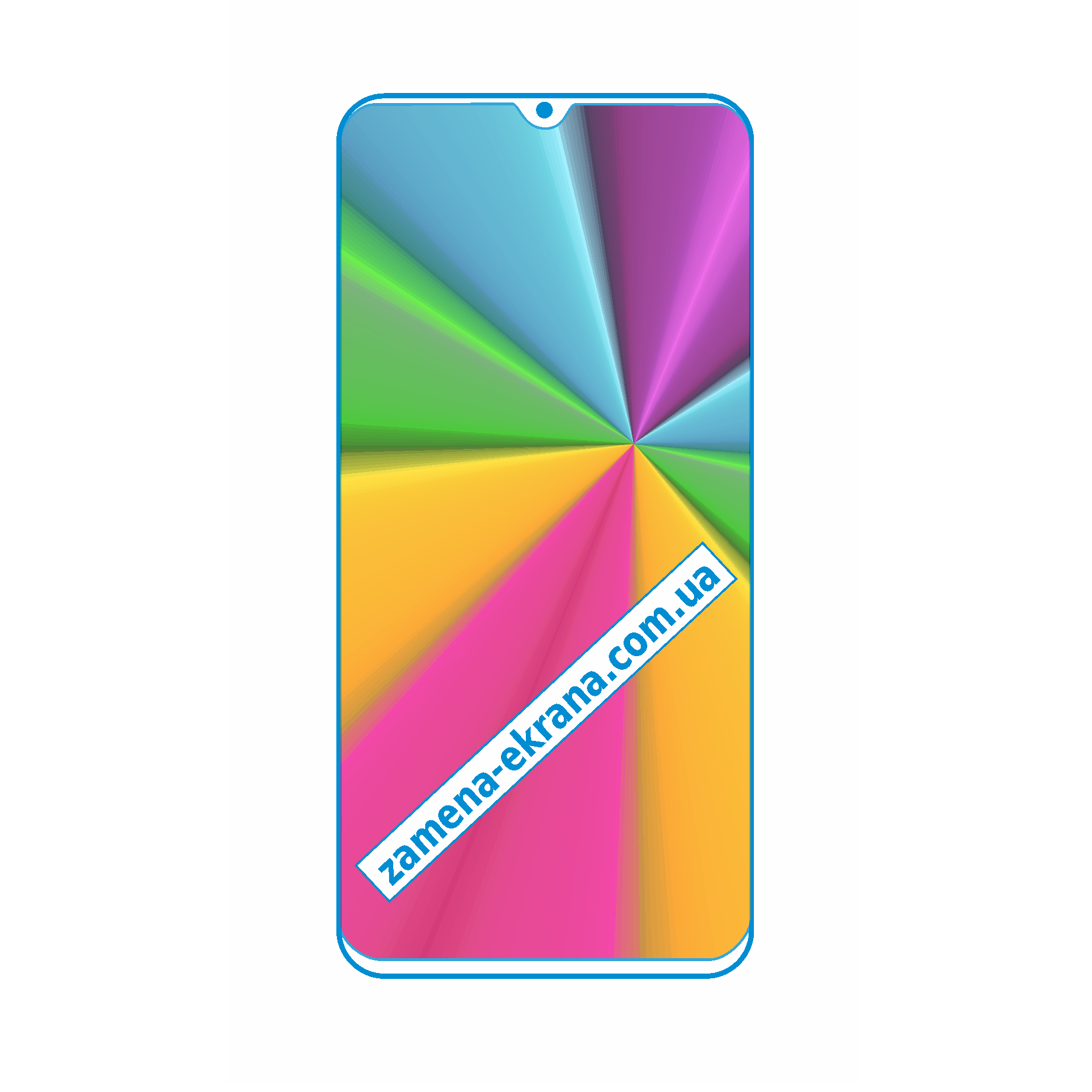 стекло для наклейки Huawei p 30 pro new edition