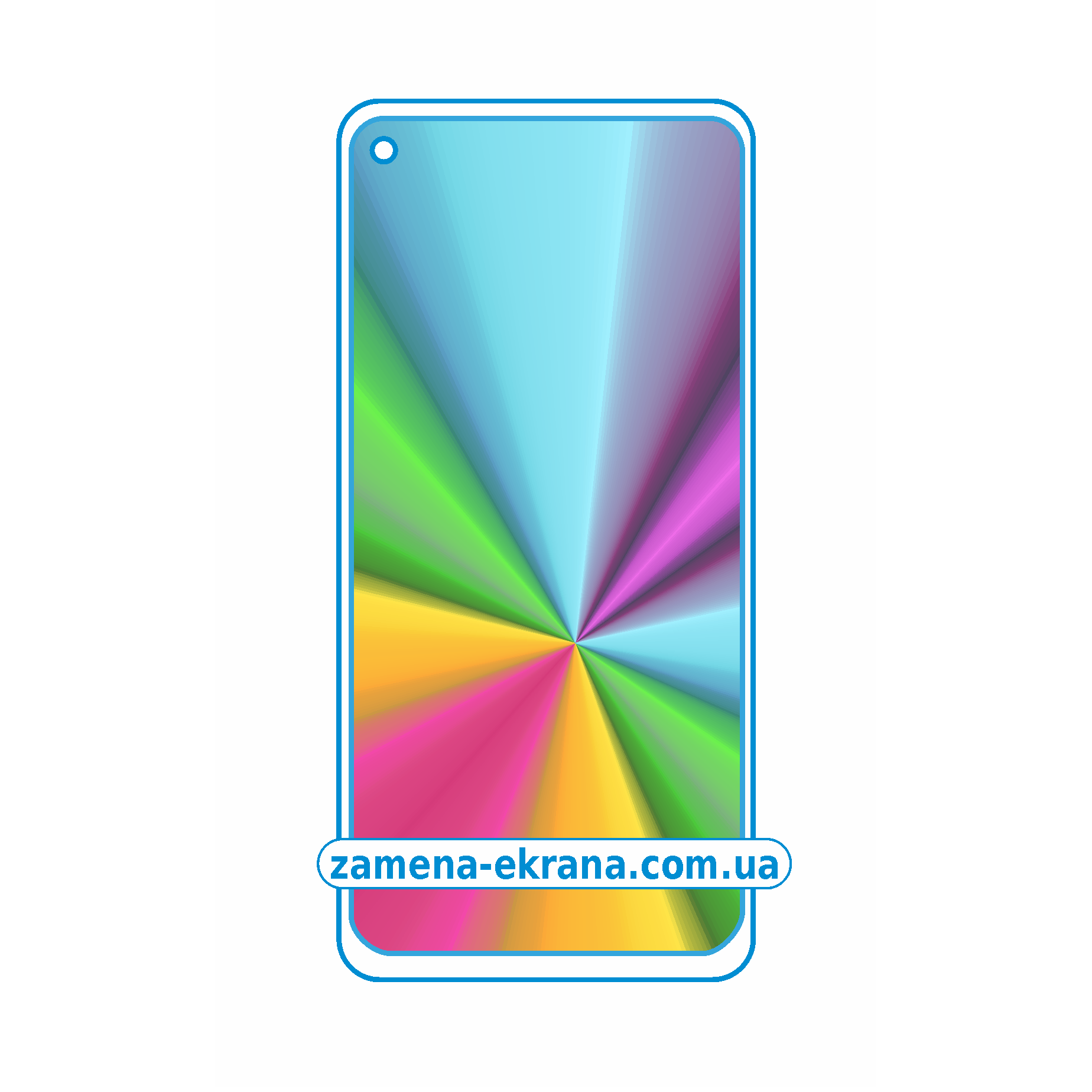 стекло для наклейки Samsung Galaxy M41