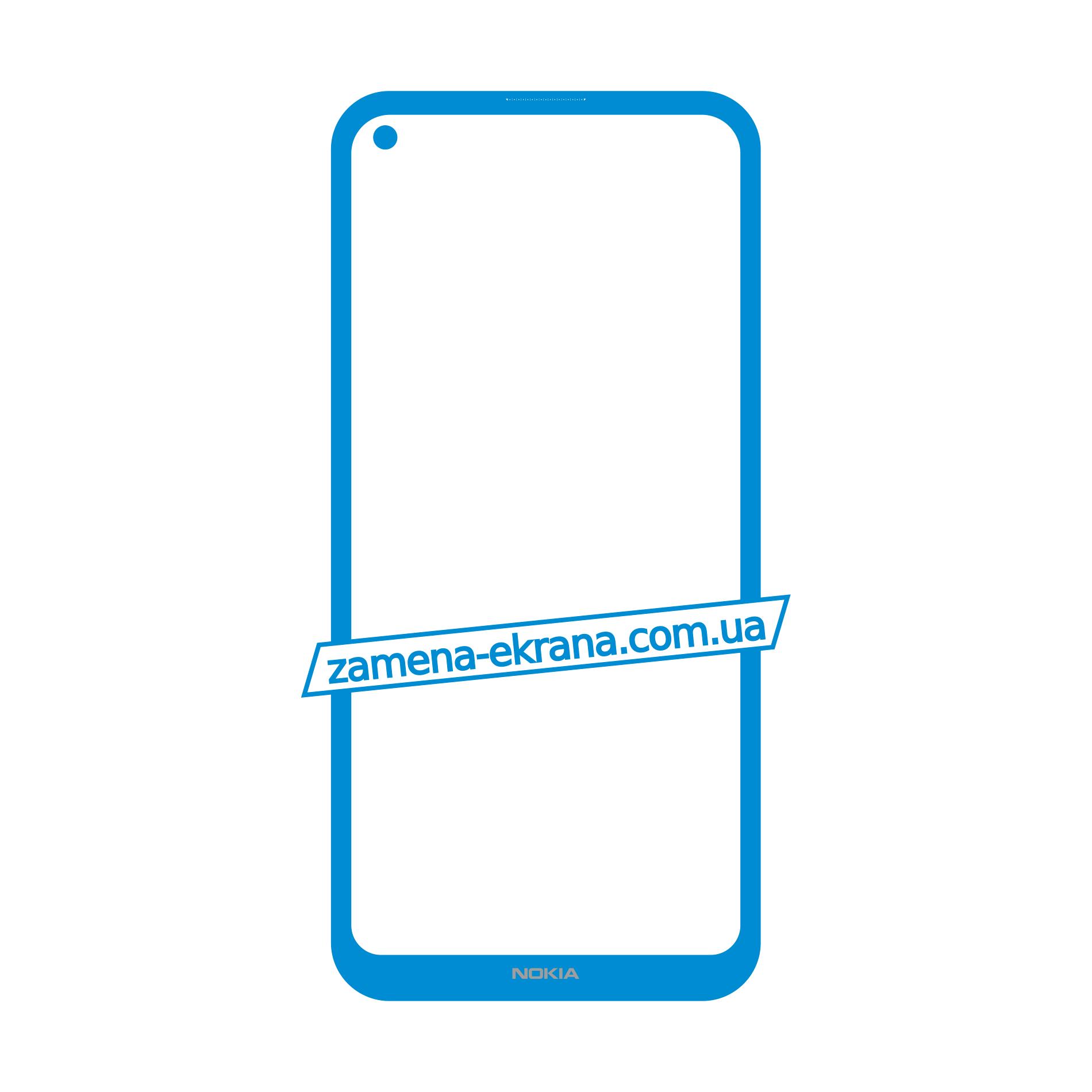 стекло корпуса Nokia 3.4