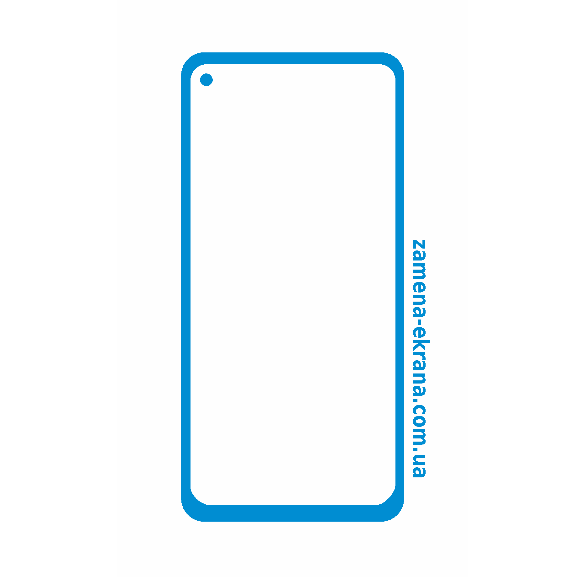 стекло корпуса Samsung Galaxy M41