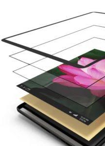 Из чего состоит  OLED экран