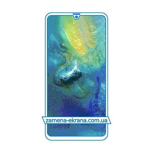 стекло для наклейки Huawei Mate 20 X 5G
