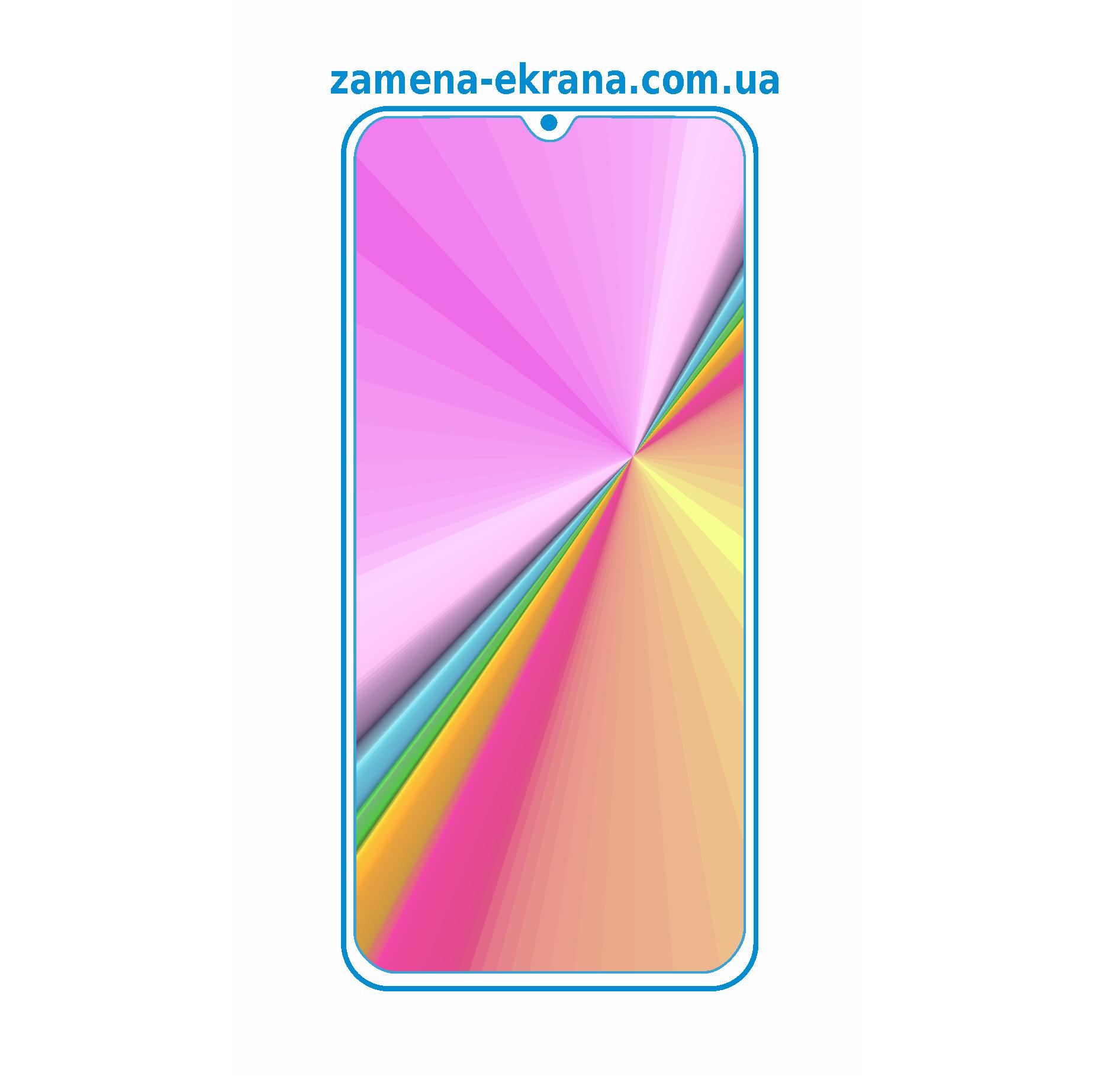 стекло для наклейки Huawei y8 p