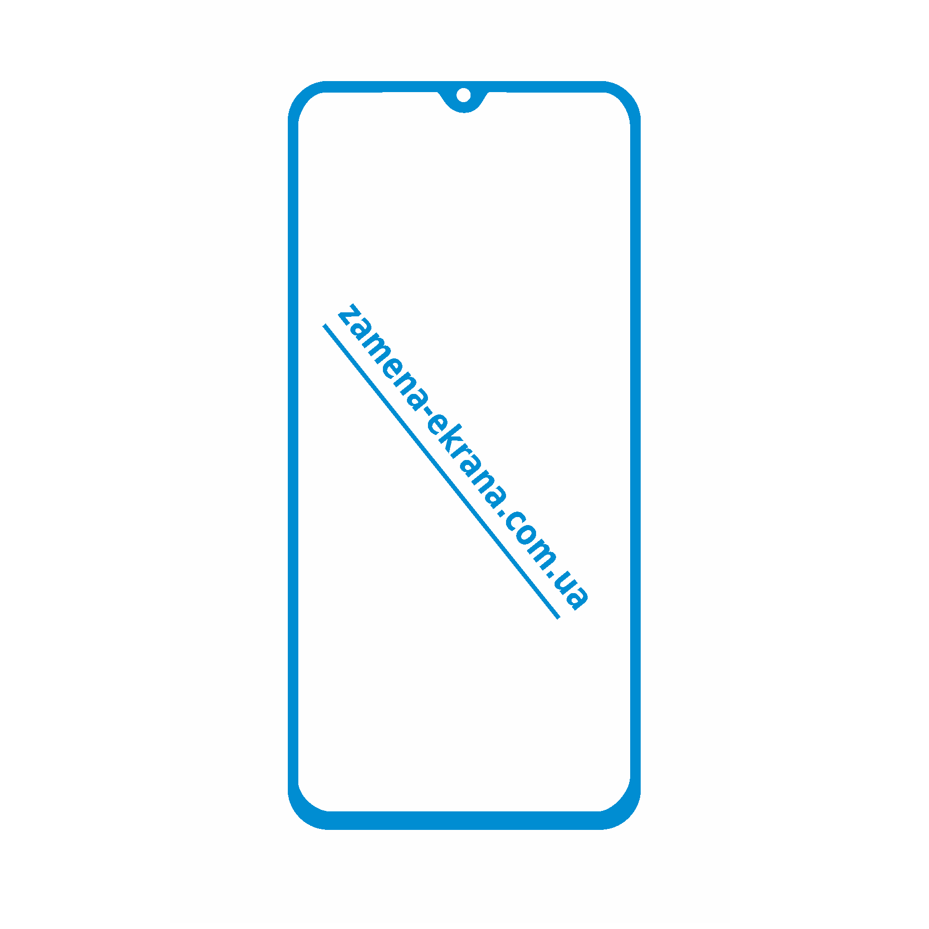 стекло корпуса Huawei y8 p