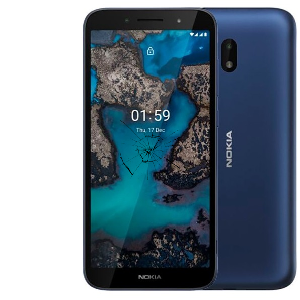 Ремонт дисплея Nokia C1 Plus