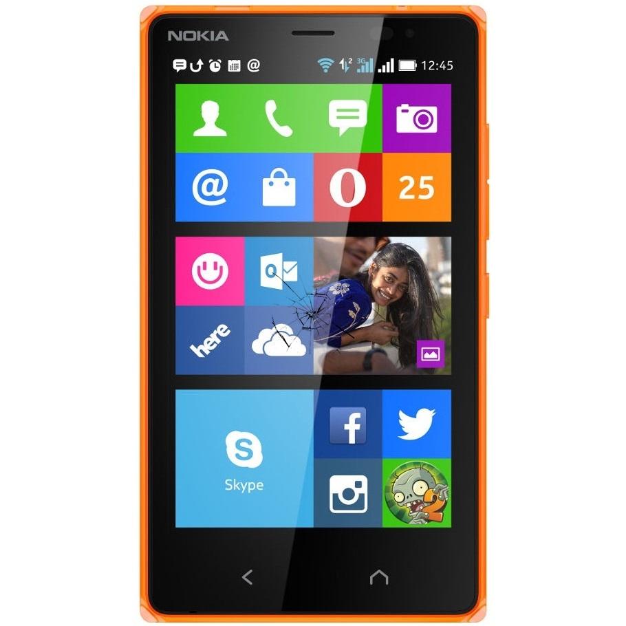 Ремонт дисплея Nokia X2