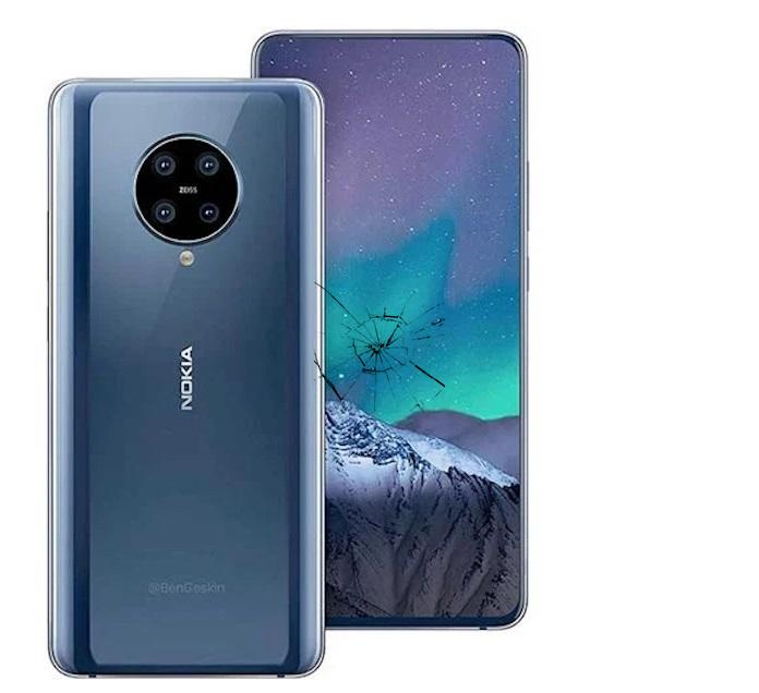 Ремонт дисплея Nokia 9.3 PureView