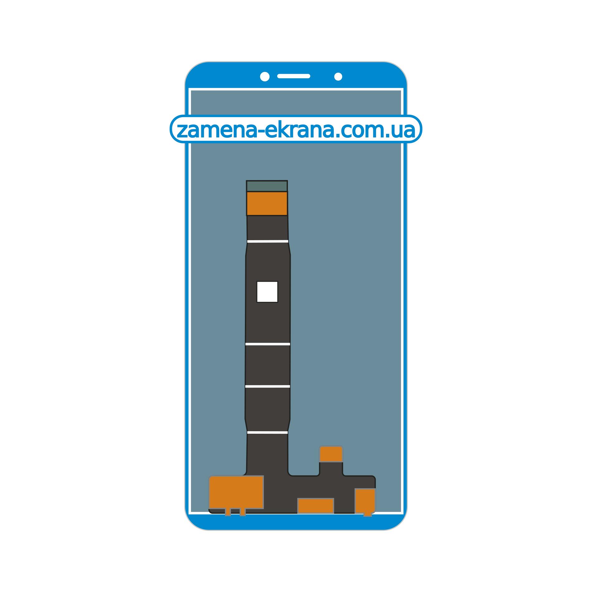 дисплей для замены Nokia C1 Plus