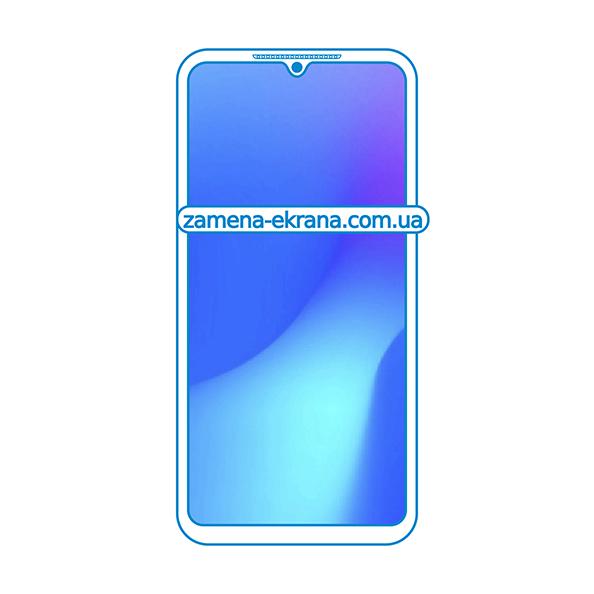 дисплей и стекло корпуса  для замены Doogee N20 Pro