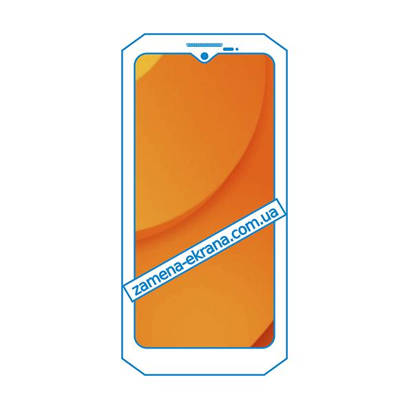 дисплей и стекло корпуса  для замены Doogee S96 Pro
