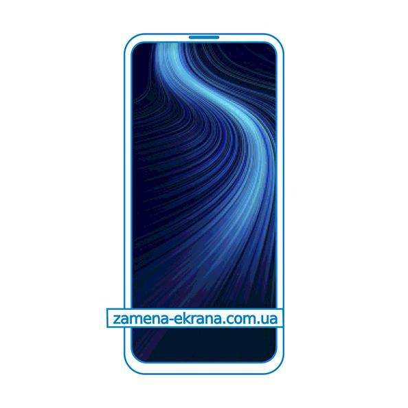 дисплей и стекло корпуса  для замены Honor X10 5G