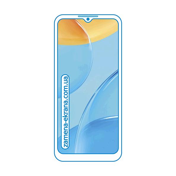 дисплей и стекло корпуса  для замены Oppo A15