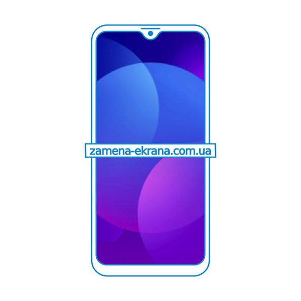дисплей и стекло корпуса  для замены Oppo F11