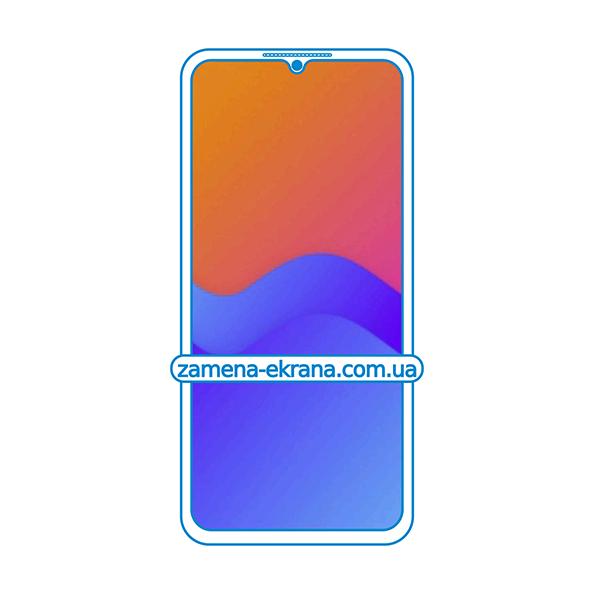 дисплей и стекло корпуса  для замены Oppo Reno Ace