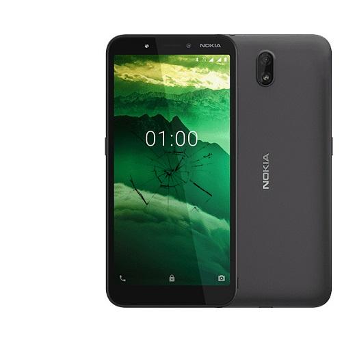 Ремонт дисплея Nokia C1