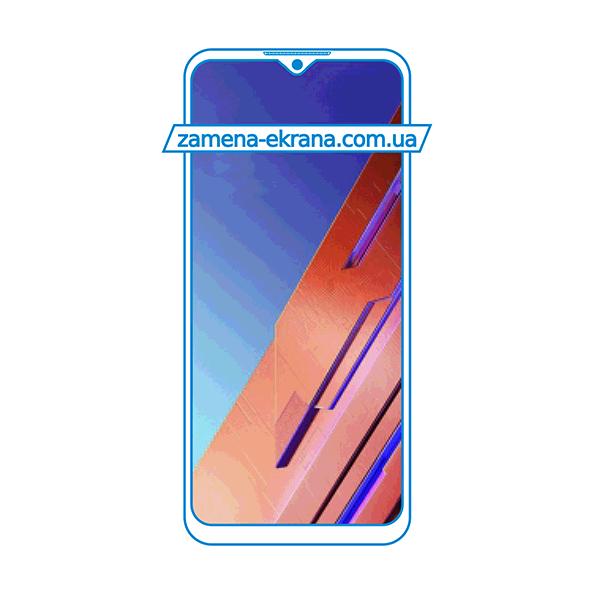 стекло для наклейки Oppo Reno3 Vitality