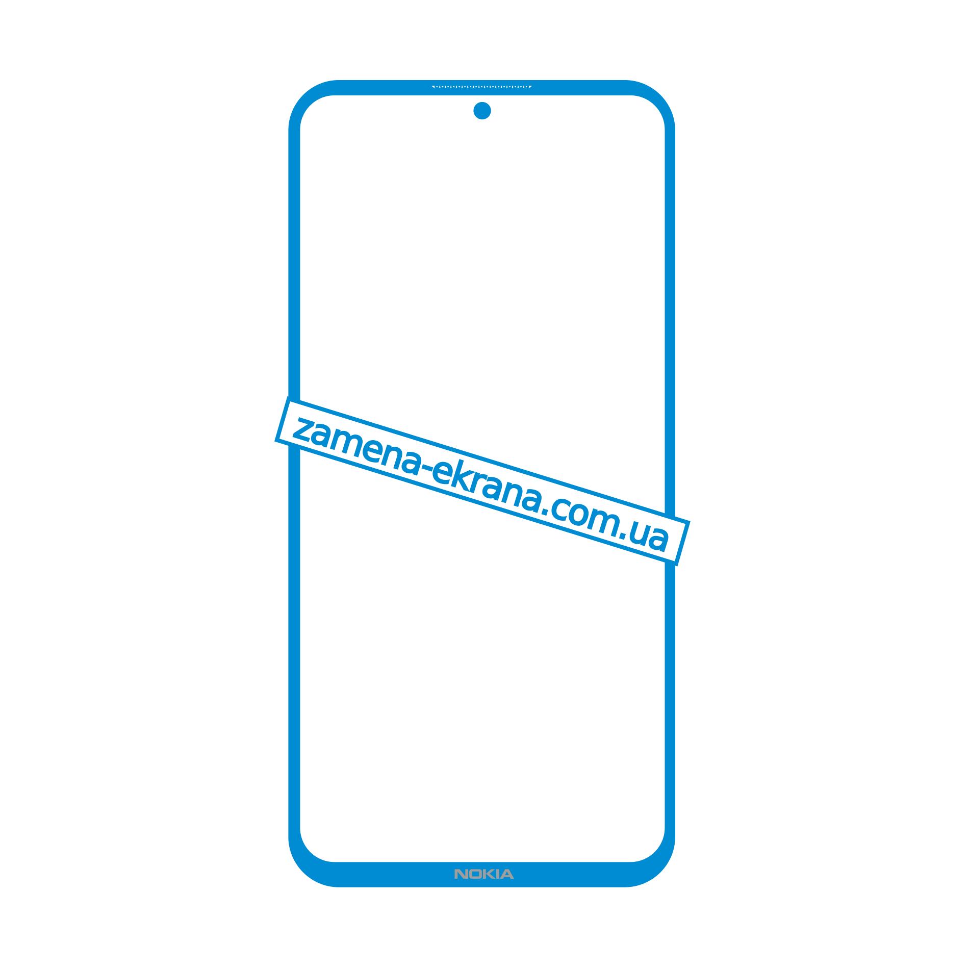 стекло корпуса Nokia 6.3