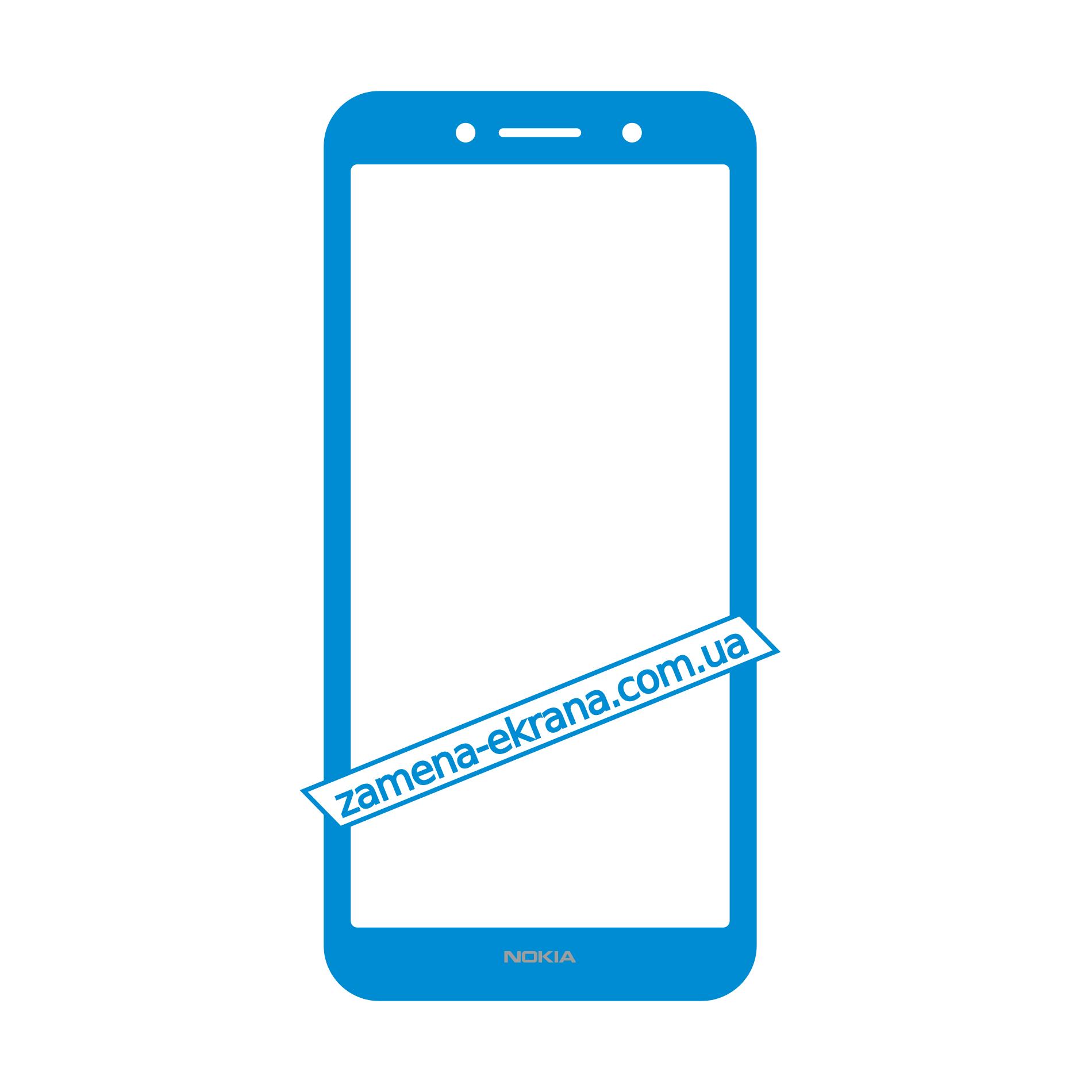 стекло корпуса Nokia C1 Plus