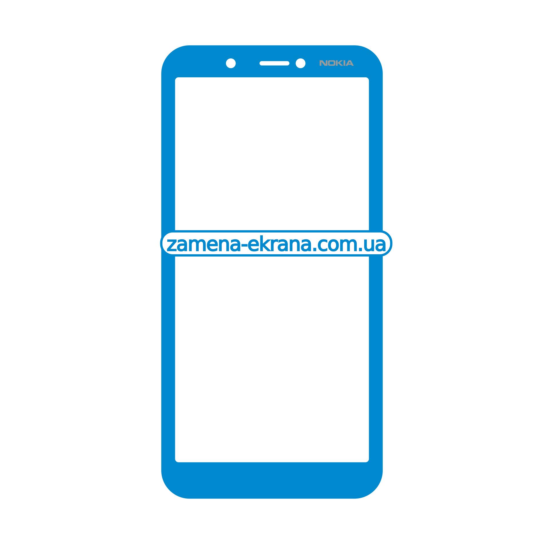 стекло корпуса Nokia C1