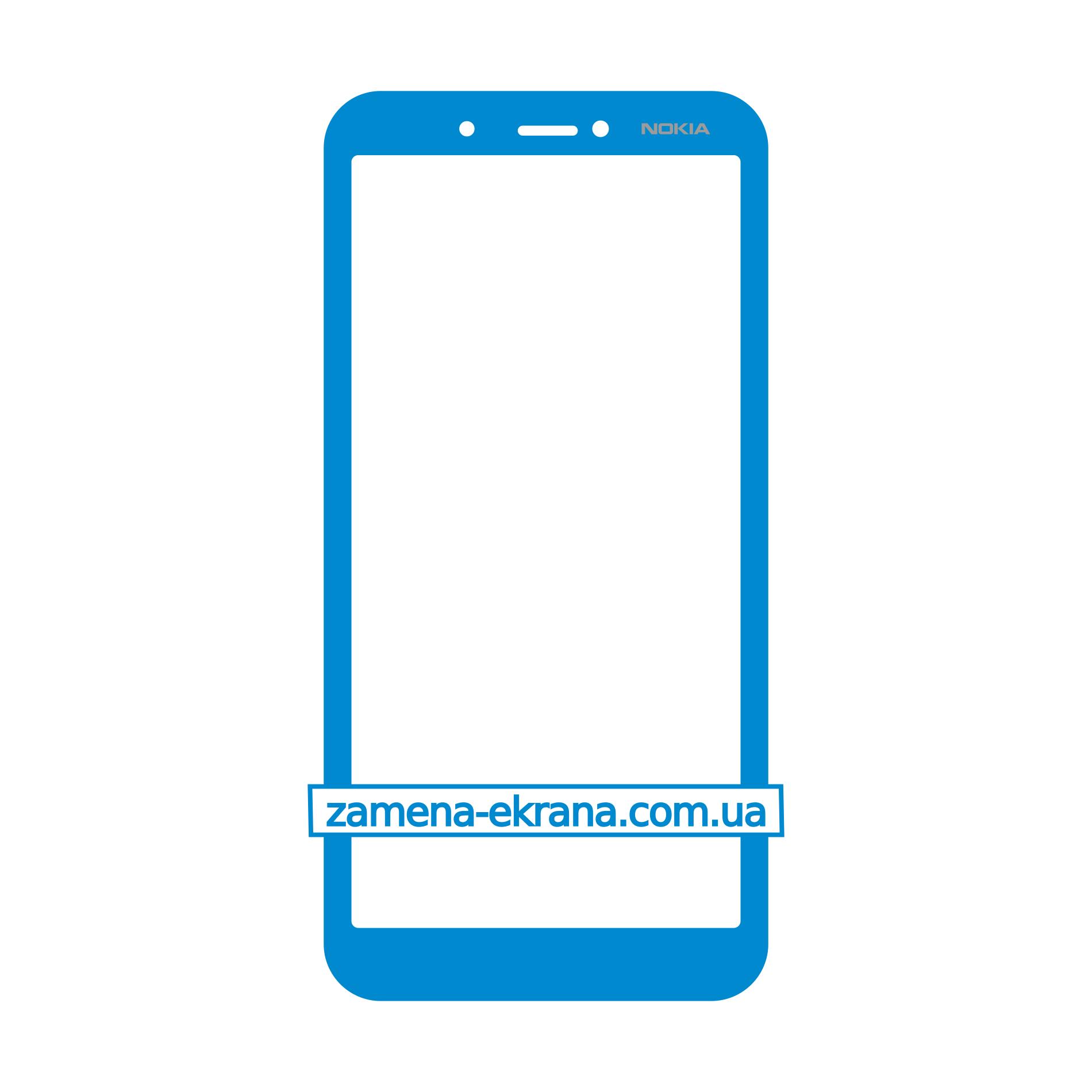 стекло корпуса Nokia C2