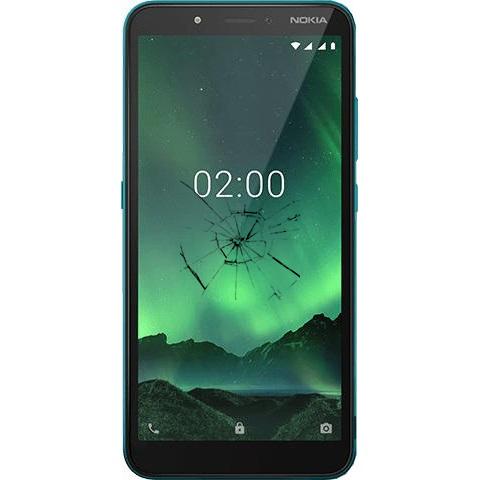 Ремонт дисплея Nokia C2