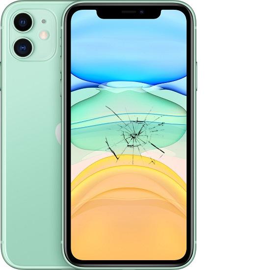 Ремонт дисплея Apple iPhone 11