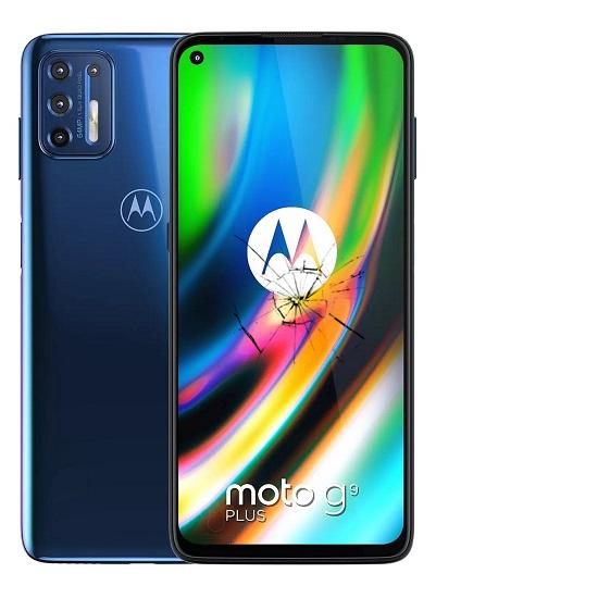 Ремонт дисплея Motorola Moto G9 Plus