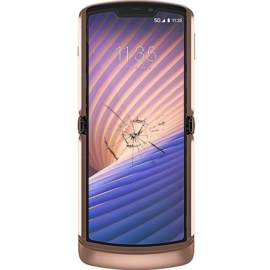 Ремонт дисплея Motorola Razr 5G