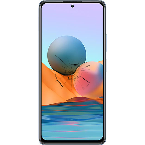 Ремонт дисплея Xiaomi Redmi Note 10 Pro
