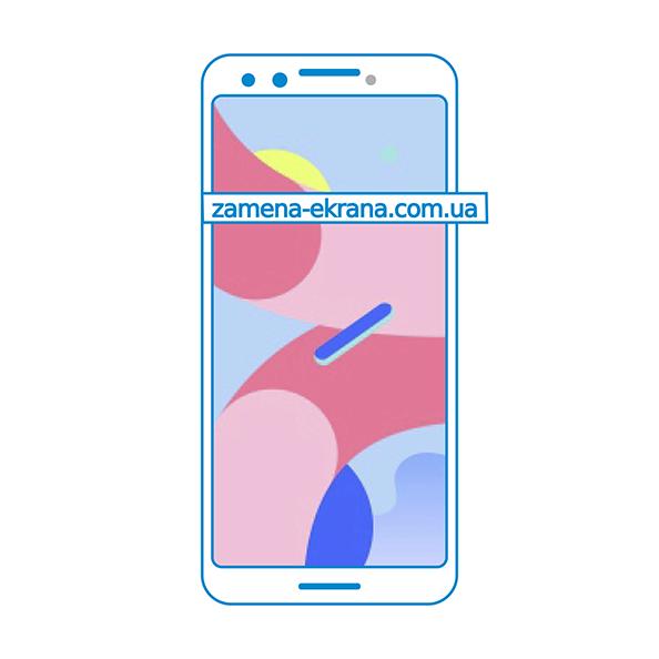 дисплей и стекло корпуса  для замены Google Pixel 3 Lite