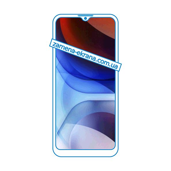 дисплей и стекло корпуса  для замены Motorola Moto E7 Power