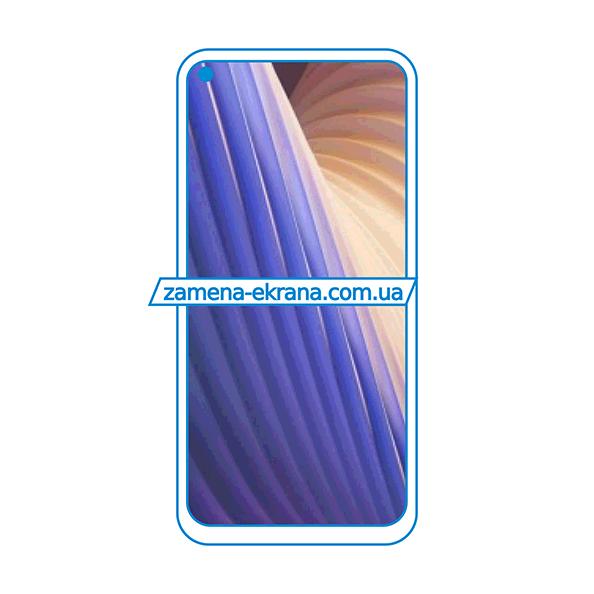 дисплей и стекло корпуса  для замены Oukitel C21